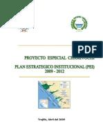 Plan Estratégico Institucional 2009- 2012 la libertad