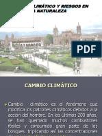 Cambio Climático..