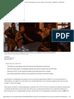 Com Chefes Vindo a SP, Máfia Italiana Usa Ardis e Aliado PCC Para Traficar - 18-07-2019 - UOL Notícias