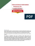 Distribution Britannia