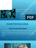 NANOTECNOLOGIA PPT