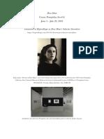 Review of Dora Maar retrospective