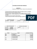 Sistema de Inventario Periodico