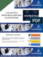 Guia Interactiva de Matematicas Aplicadas a La Electricidad