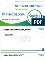 4 Farmacología Sn Autonomo Primera Semana