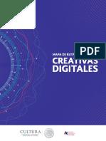 Mapa de Creativas digitales