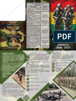 Servicio Premilitar Voluntario Cat. 2019-2020