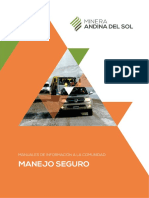 Manual de Manejo Seguro 2018