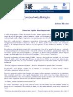 L'ombra Nella Bottiglia, Conto de Antonio Messina, Itália, italiano, Casa da Cultura - Literatura - Contos