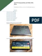 Lenovo Thinkpad P70 Disassembly and RAM, HDD, SSD upgrade guide - Laptopmain.com.pdf