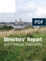Annual Report Accounts 2010(Inc History)