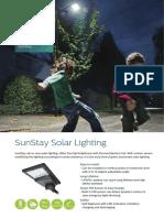 SunStay Solar Lighting(20180329)