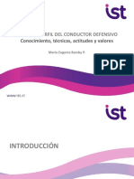 Nuevo Perfil Del Conductor Defensivo IST