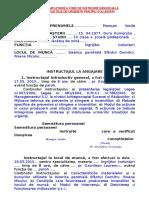 MODEL DE FISA INDIVIDUALA PRIVIND SITUATIILE DE   URGENTA.doc