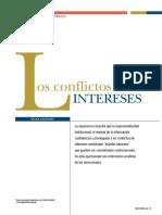 Anexo 1 - 05 Lectura Sobre Conflicto de Intereses
