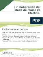 NIC 7 Elaboración del Estado de Flujos de.pptx