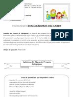 Planif III PDF Exploradores Del Saber