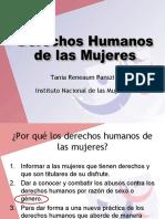 Derechos Humanos de las Mujeres.ppt