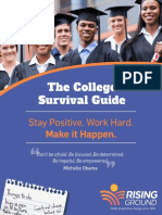 College Survival Guide for  Youth in Foster Care