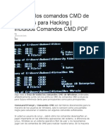 Todos Los Comandos CMD de Windows Para Hacking