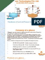 Trumen Company Profile 2019