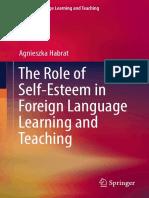 El Rol de la autoestima en el aprendizaje de idiomas