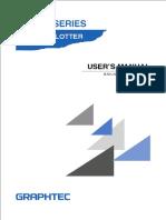 User Guide Graphtec 6000