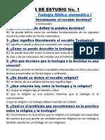 GUIA NO.1  DE ESTUDIO DE TEOLOGIA SISTEMATICA 1.docx
