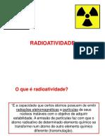 slides sobre radioatividade