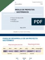 2. Fases de Desarrollo de Un Proyecto de Energía Geotérmica - RIesgos y Produccion