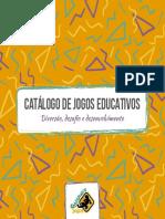 Catálogo de Jogos Educativos