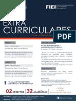 Cursos Extracurriculares Electronica