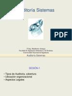 Auditoría Sistemas
