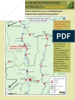 Salmon River Road Project
