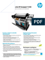 Hp Plotter Designjet t2300