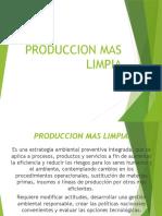 Produccion Mas Limpia Diapositivas