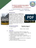 Proyecto de Investigación a la ciudad de  Tingo Maria