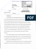 Epstein Bail Decision