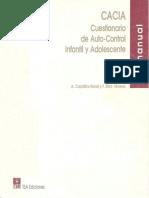 Manual CACIA