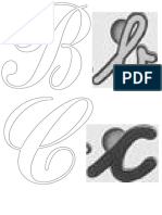 moldes abecedario