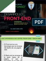 Exp. Desarrollo Front End