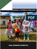 Identidad, Ciudadania e Interculturalidad