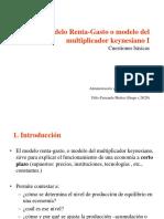 El Modelo Renta-Gasto o Modelo Del Multi
