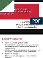 Organizar Datos