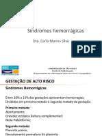 Slide Aula Síndromes Hemorrágicas Enp 375 (1)