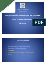YEA/FNF Educating Entrepreneurs - Keynote presentation - English - 08.11.10