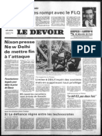 Le Devoir 13-12-1971 (Le FLQ