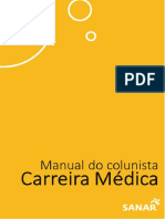 Manual Do Colunista - Carreira Médica
