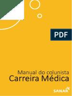 Manual Do Colunista - Carreira Médica