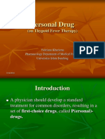 P-drug (Thypoid Fever)